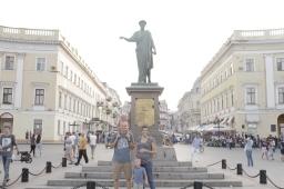 One year ago in Odessa